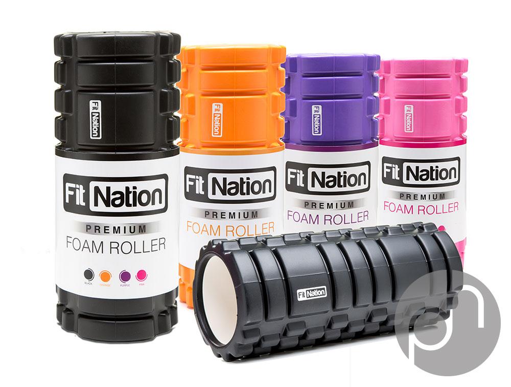 Fit Nation Massage Roller